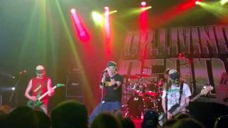 Dr. Living Dead! - No Way Out Live @ Tuska Open Air, Helsinki 28.6.2015