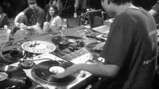 DJ DIZAR Live Showcase @ BATTLE JAM 'Rising Styles Festival 2008'