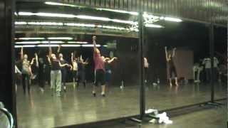 "Lakijani dance class ""only the winds"" by Ólafur Arnalds mirror view"
