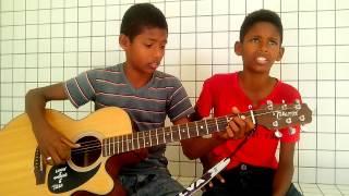 Lucas e Gabriel