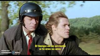 Willem Dafoe - Faraway, so close - Time (subtitulado)