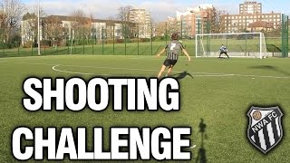 NWA F.C. SHOOTING CHALLENGE - EXPRESS YOURSELF!