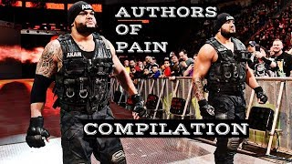 [WWE] The Authors Of Pain-Super Collider & Last Chapter Compilation