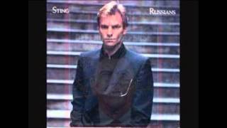 RUSSIANS: A Popped up Cover of Sting's Song