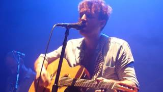 "Paolo Nutini LIVE ""Tricks Of The Trade"" Plaza Condesa Mexico City"