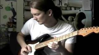 Theme for Young Lovers by The Shadows (Guitar Cover)