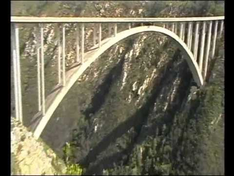 Bruno Zambrotti South Africa Bungy Jump –  The Highest in the world