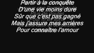 Kyo - Je Cours + [Paroles]