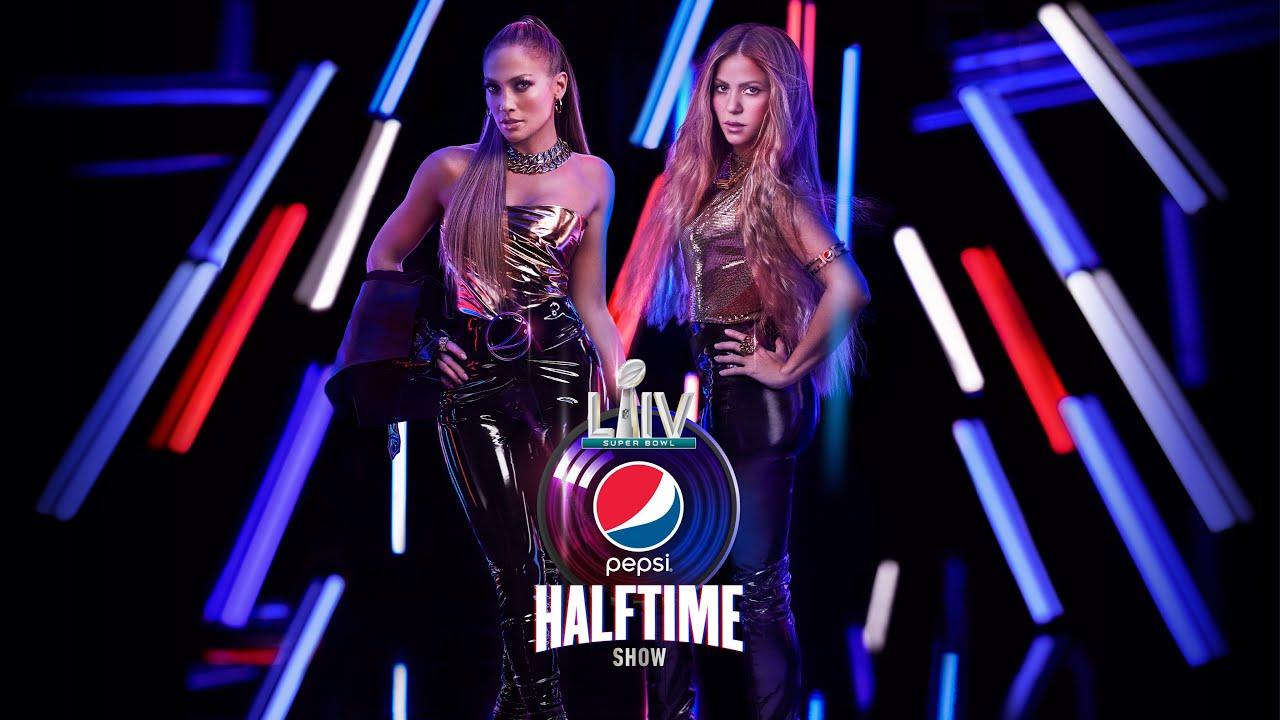 "Shakira & Jennifer Lopez – ""NFL Super Bowl LIV Halftime Show"" (Concept)"