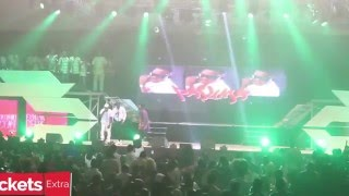 Pasuma's Performance at  Olamide Live in Concert, #OLIC2