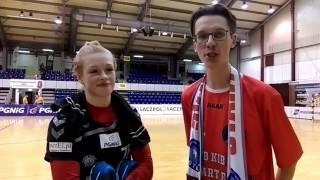 Aleksandra Stokłosa po wygranej w Gdańsku