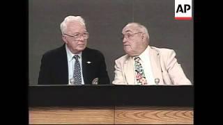 USA: ASTRONAUT JOHN GLENN HISTORY