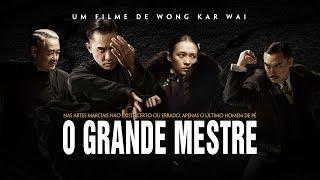 O Grande Mestre - Trailer legendado [HD]