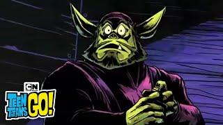 Scary Campfire Stories I Teen Titans Go! I Cartoon Network