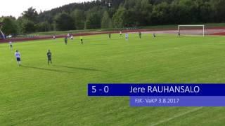 Edustus: FJK - VaKP 7-1