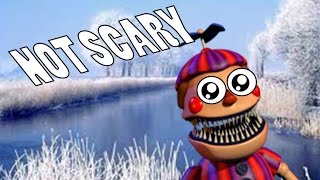 How to make Five Nights At Freddy's 4 Halloween edition Not Scary