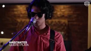 Habitantes | Quiero Playa | Live Session by REVERPHONE