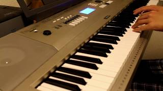 Amazing Grace - Aimer (Live in church ver.) [Piano]
