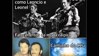 Tonico e Tinoco - Caminho Do Céu (Lp. 1958)
