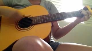 Ana Carolina - A canção tocou na hora errada (violao)