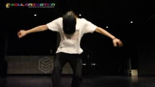 Blue - The Gift / Naomi(That Crew) Choreography  @Soul And Motion Osaka Dance Studio