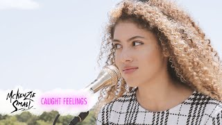 Mckenzie Small - Caught Feelings | Live On The ANDPOP Roof