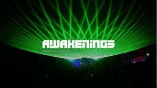 Pan-Pot @ Awakenings 03-03-2012 Rotterdam