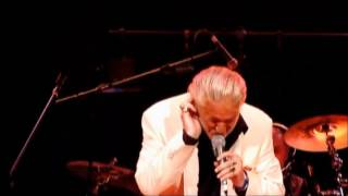 P J PROBY - NIGHT HAS A THOUSAND EYES - LIVE 2010 - BOBBY VEE TRIBUTE