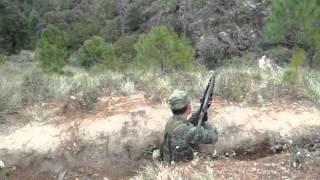 lanza granadas