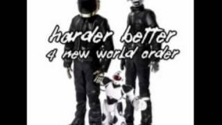 Daft Punk vs. Robosapiens - Harder Better 4 World Order
