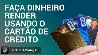 Ganhar dinheiro usando o CARTÃO DE CRÉDITO | Ghaio Controle Financeiro