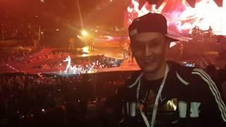 Justin Bieber lat me love you ( at 02 Arena London 29/11/2016)