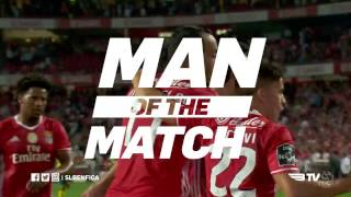 BENFICA | Man of the Match | Gonçalo Guedes !!!