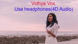 4D audio let me love you n tum hi ho.