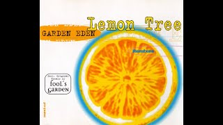 Garden Eden feat. Fool's Garden - Lemon tree (Lemon rave - Single edit)