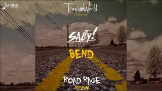 "Salty x Travis World - Bend (Road Rage Riddim) ""2018 Soca"" (Official Audio)"