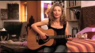 Une Valse (A Waltz for a Night) french version of Julie Delpy in Before Sunset, 2014.
