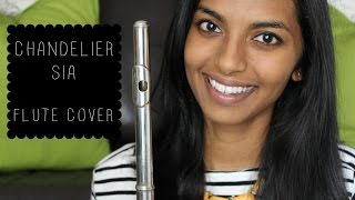 Chandelier - Sia Flute Cover