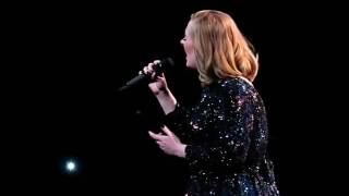 Adele Incredible vocal - All I Ask (LIVE)