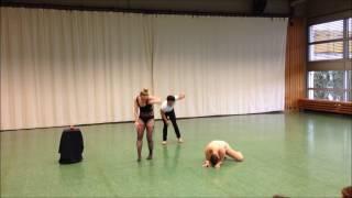 Tanzprüfung Uni Marburg - Der Sündenfall - 15 Pkt ;) - 2015