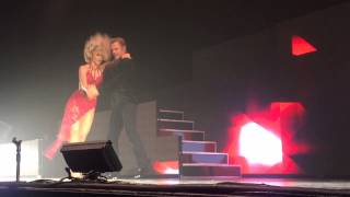 Move Live On Tour 2015 Derek Hough and Julianne Hough Argentine Tango