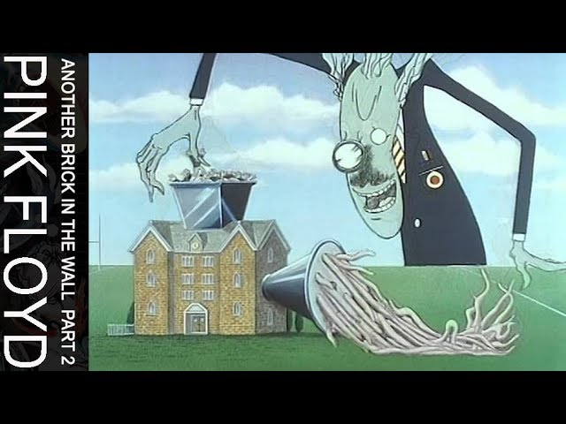 "Video oficial de ""Another Brick In The Wall, Part Two"" de Pink Floyd"
