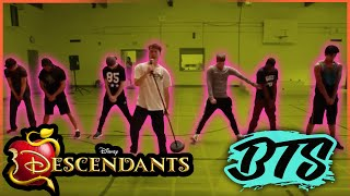 """Descendants """"Did I Mention"""" Rehearsal Footage"""