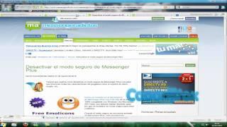 Descargar Messenger Plus para WLM 2011+ APatch (Poligamia) EXCLUSIVO!