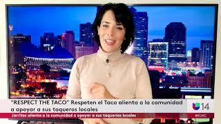 Jarritos alienta a la comunidad a apoyar a sus taquerías locales #Respectthetaco