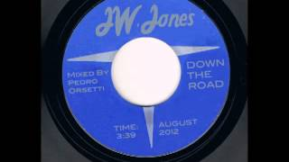 JW-Jones - Down The Road (studio - live off the floor)