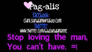 Pag-alis - Barbie Almalbis