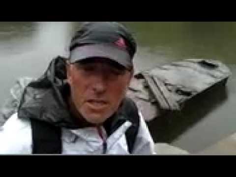 Jungle River ferry.3gp