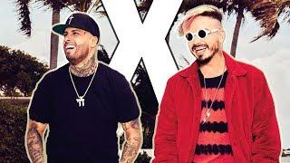 Nicky Jam x J Balvin - X (Henry Fong & FIGHT CLVB Remix)