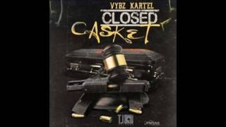 Vybz Kartel - Closed Casket Riddim Instrumental [Remake] [April 2017]